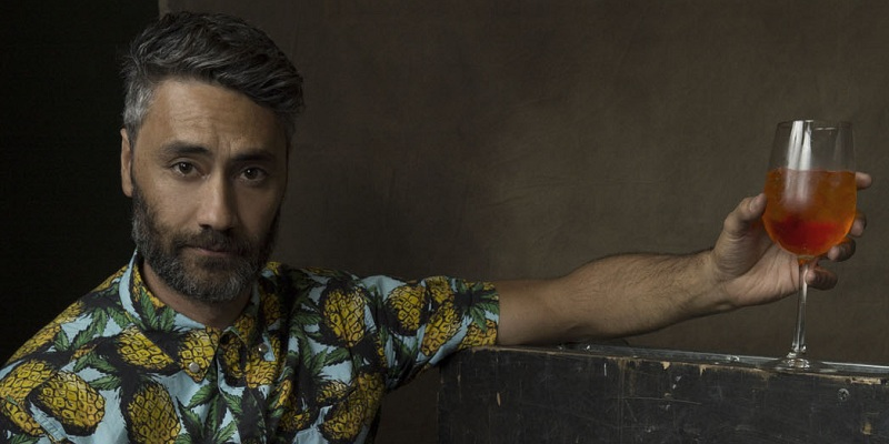 Taika Waititi - the Thor: Ragnarok director