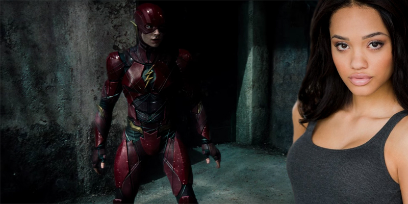 The Flash movie adds Kiersey Clemons as Iris West!