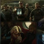 Warner Bros releases a bunch of clips and a B-roll footage clip from Suicide Squad!