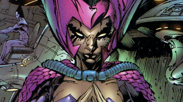 Deathbird. Source: Marvel Comics