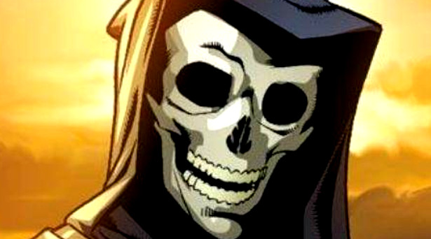 Mistress Death. Source: Marvel Comics