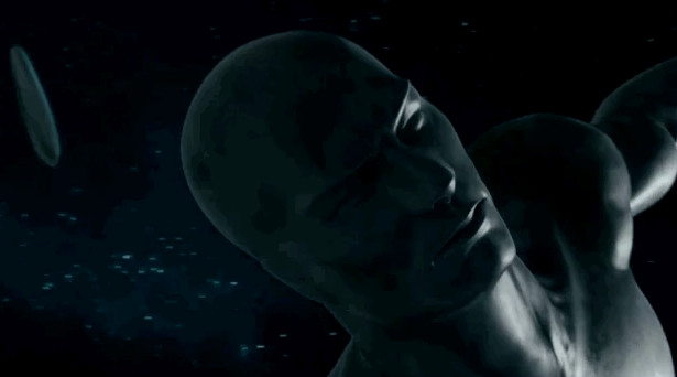 The Silver Surfer. Source: Fox