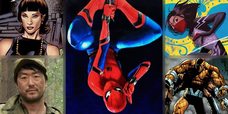 A leaked cast sheet reveals and confirms roles of various actors in Spider-Man: Homecoming