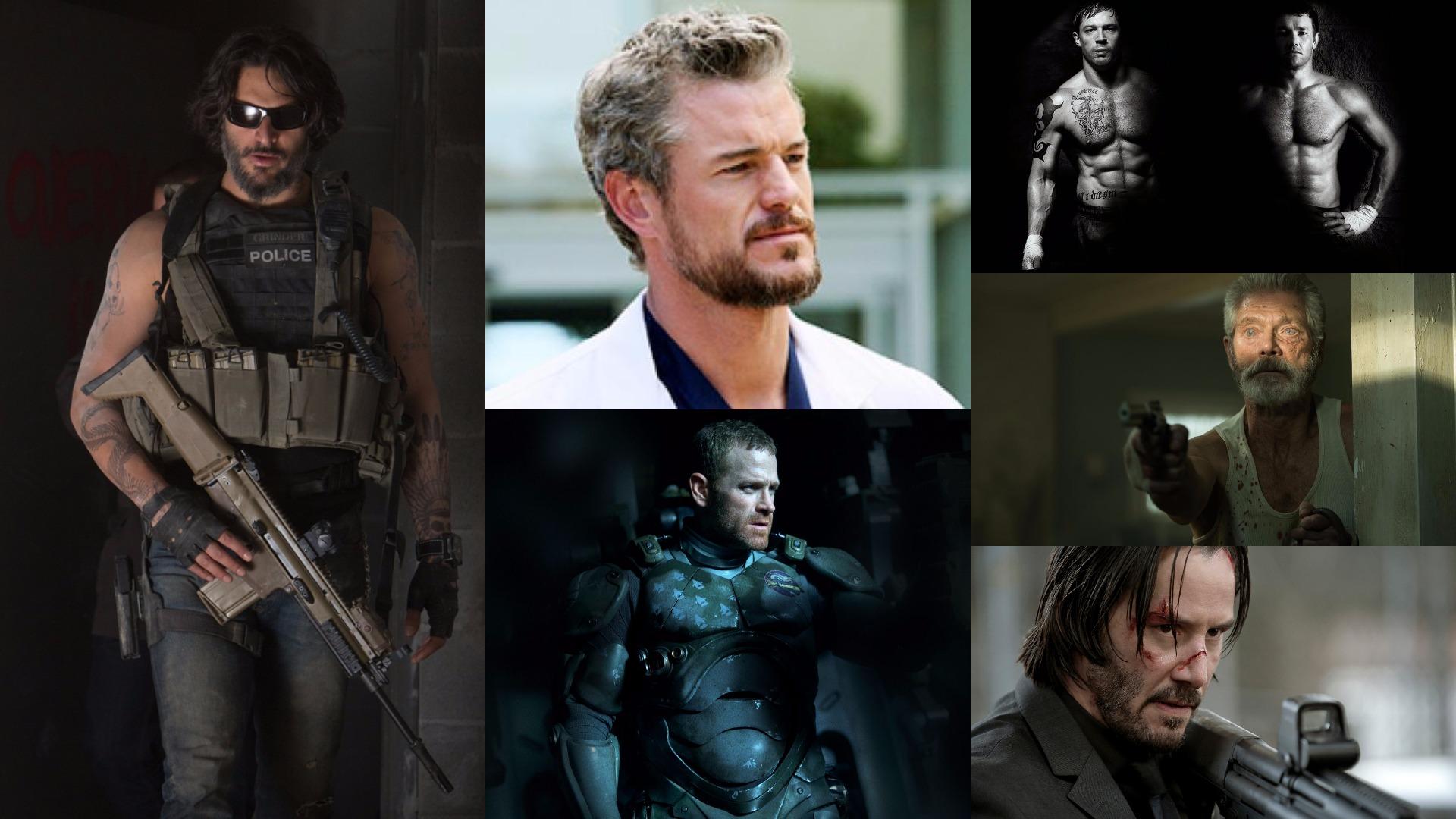 Actors for Deathstroke (Warrior)