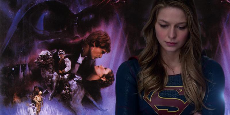 Andrew Kreisberg compares Supergirl Season 2 to The Empire Strikes Back!