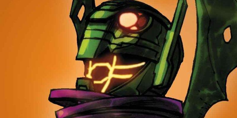 Annihilus was included in the original Fantastic Four script!