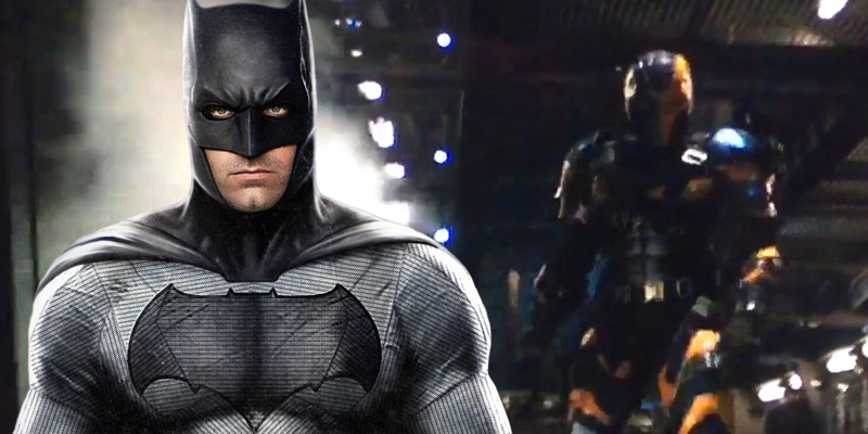 Ben Affleck apparently confirms the arrival of Deathstroke in the DC Extended Universe!