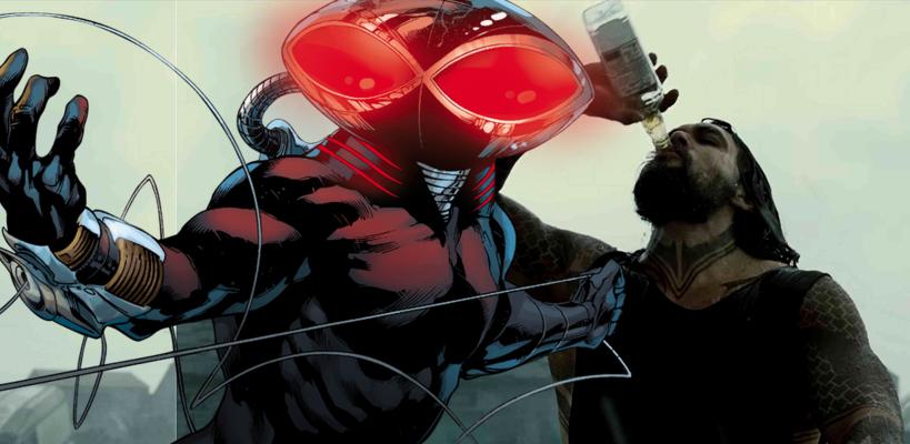 Black Manta is reportedly the big baddie in Aquaman movie!
