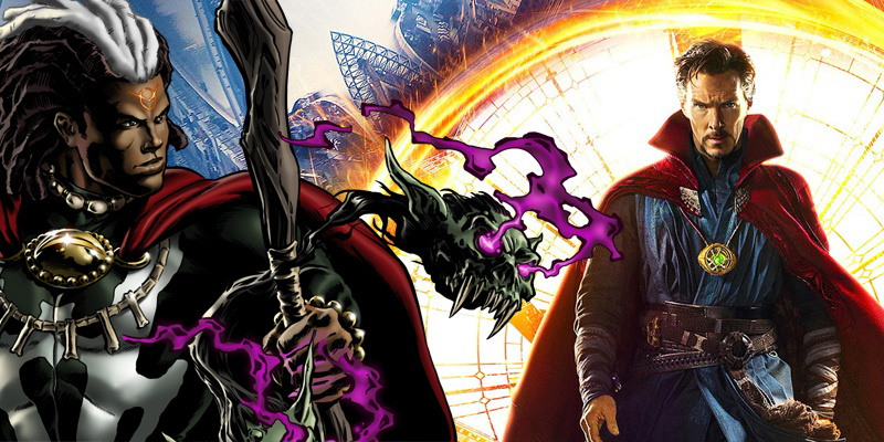 Brother Voodoo rumored to appear in Doctor Strange movie!