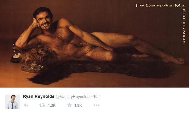 Burt Reynolds (The Geeko)