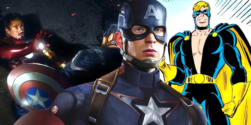 Chris Evans' Steve Rogers is officially no longer Captain America in the MCU!