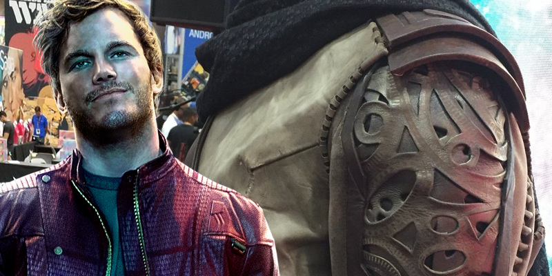 Chris Pratt talks about Star-Lord meeting his father in Guardians of the Galaxy Vol. 2!