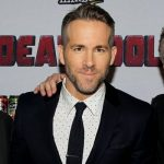 Deadpool writers with Ryan Reynolds