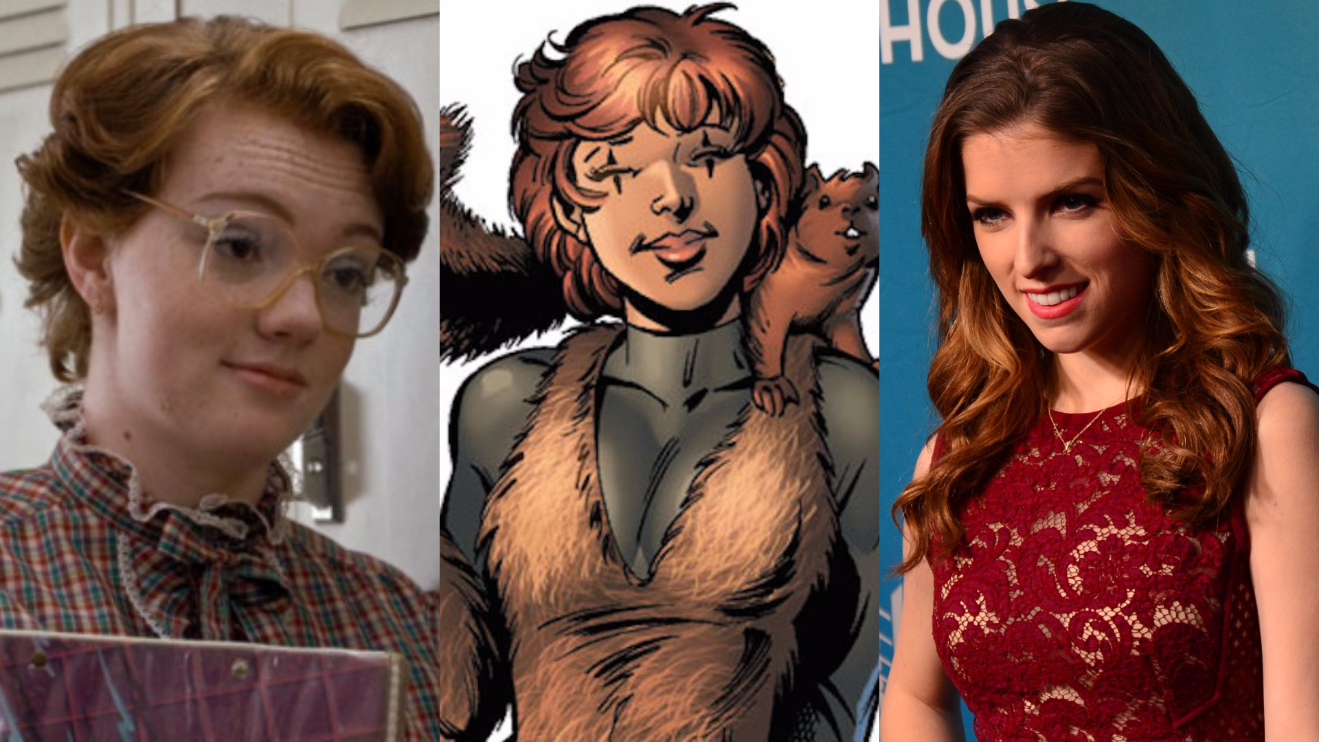 Edgar Wright wants Anna Kendrick for Squirrel Girl. But there's one other actress lobbying for the role...