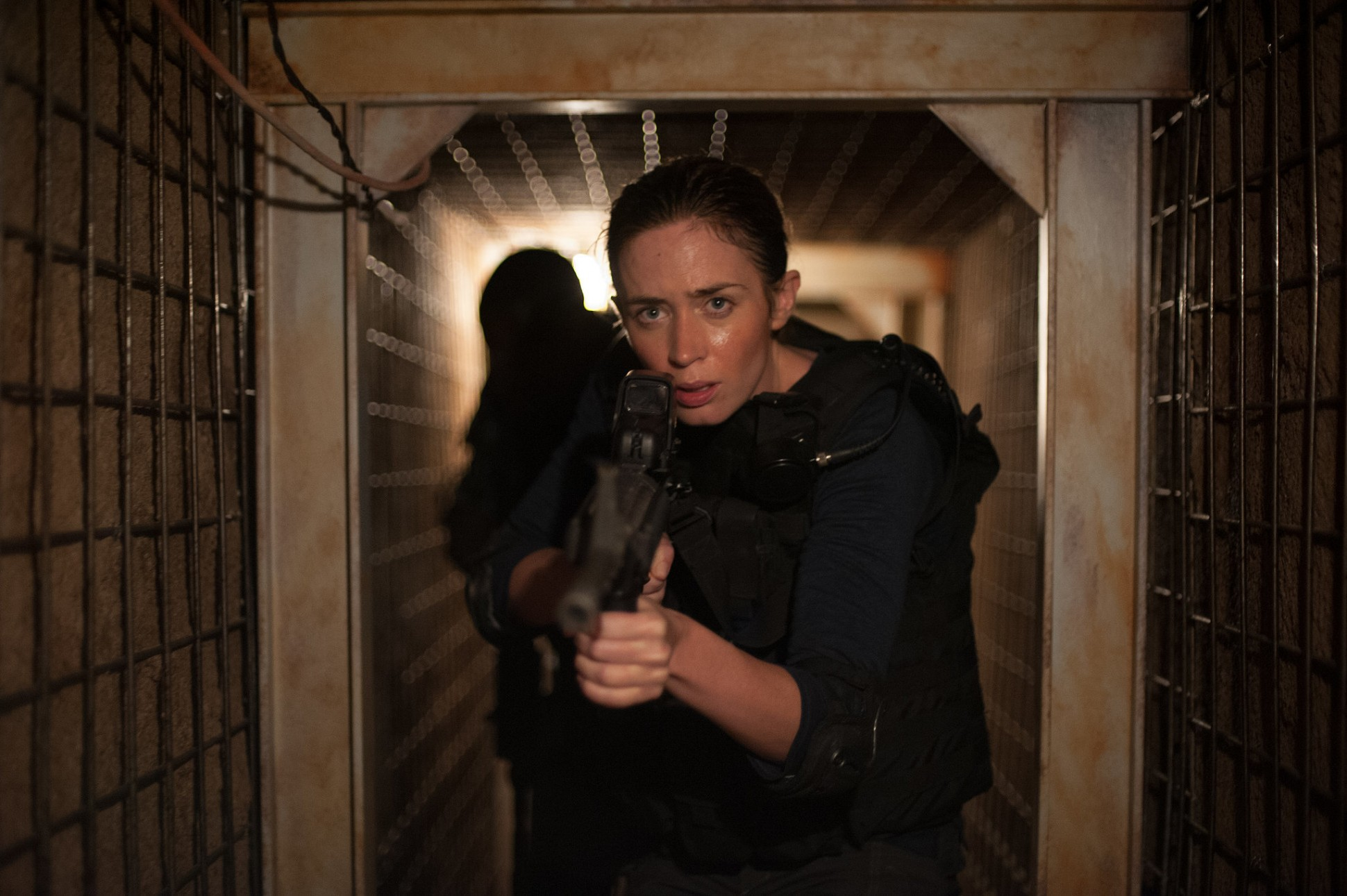 Emily Blunt in Sicario (Forbes)