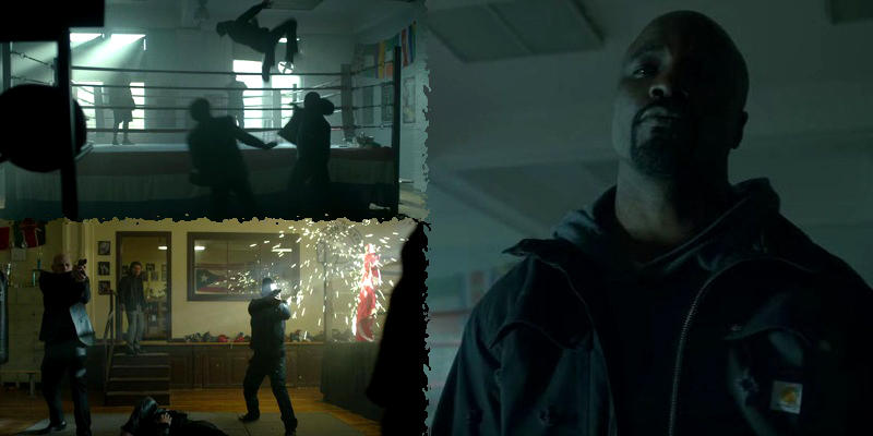 First official clip for Luke Cage released!