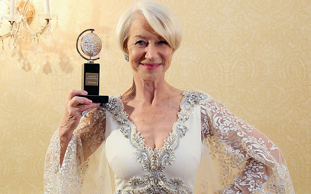 Helen Mirren (Telegraph)