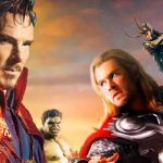 It seems like Doctor Strange may appear in Thor: Ragnarok!
