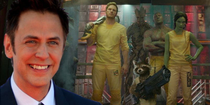James Gunn reveals that he initially wanted to add one more member in Guardians of the Galaxy Vol. 2!
