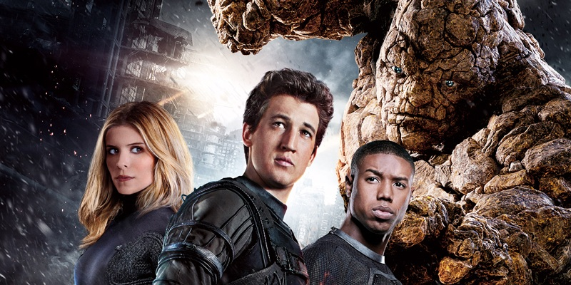 Jeremy Slater reveals his original plans for last year's Fantastic Four!