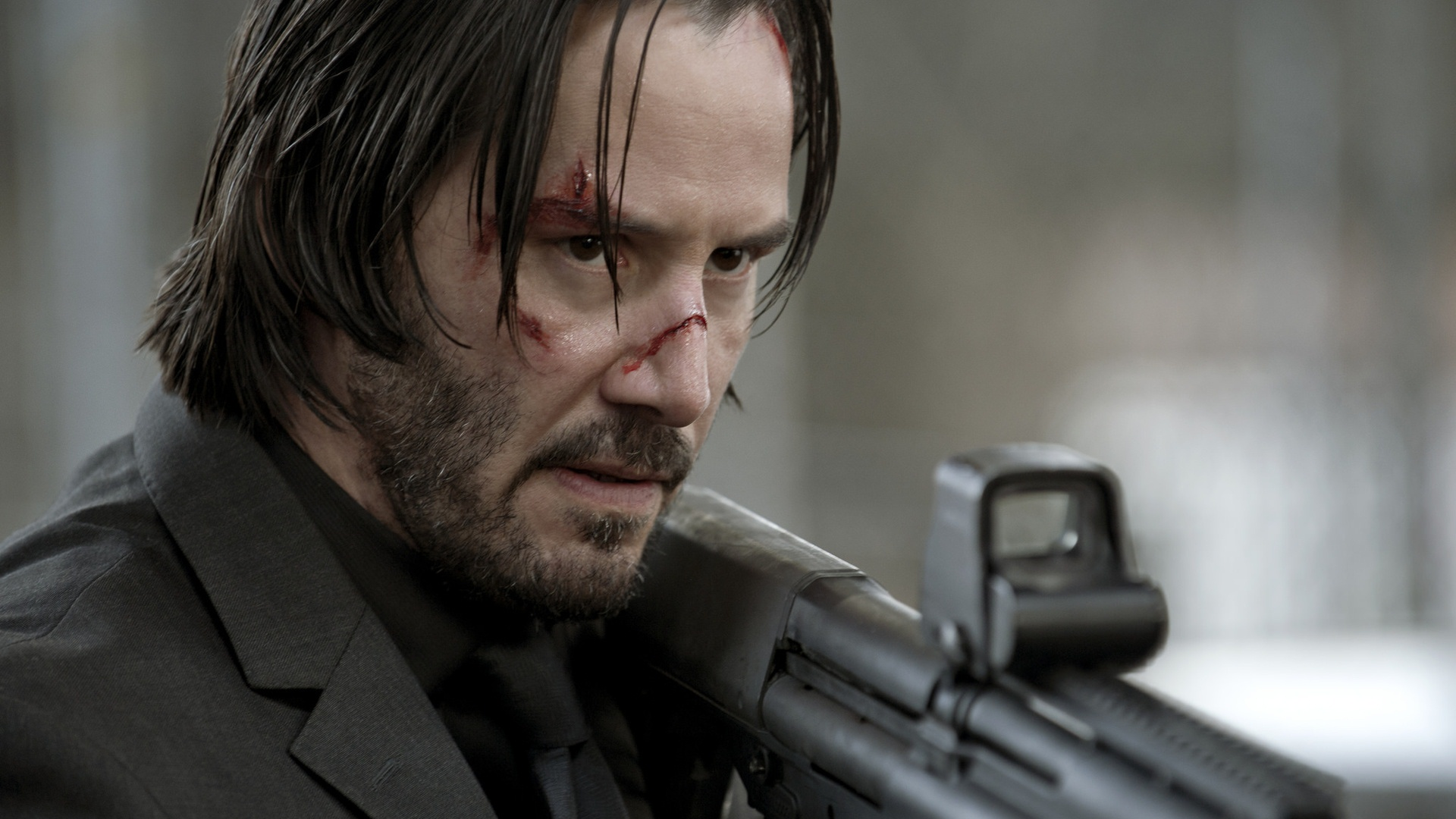 Keanu Reeves in John Wick (Collider)
