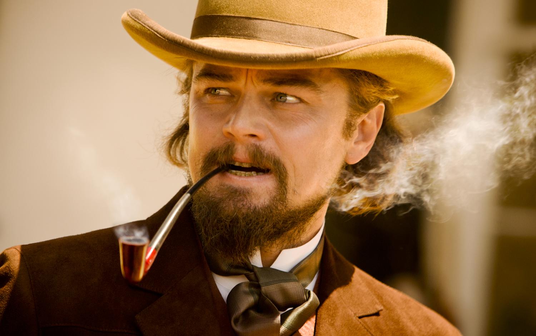 Leonardo DiCaprio in Django Unchained (Collider)