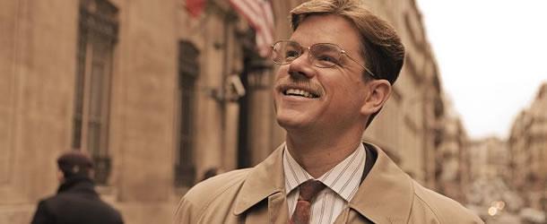 Matt Damon in The Informant! (Coming Soon)