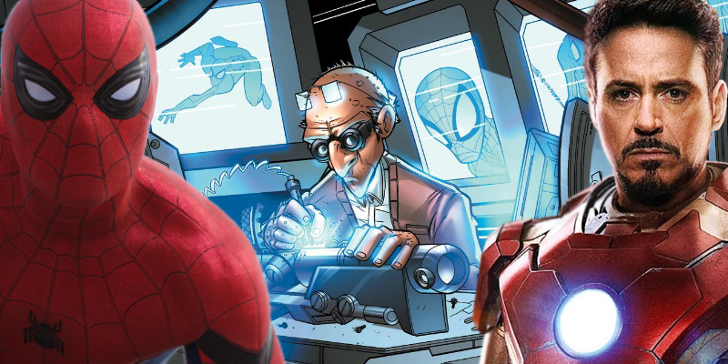 Possible new details on the Tinkerer's role in Spider-Man: Homecoming have surfaced on web!