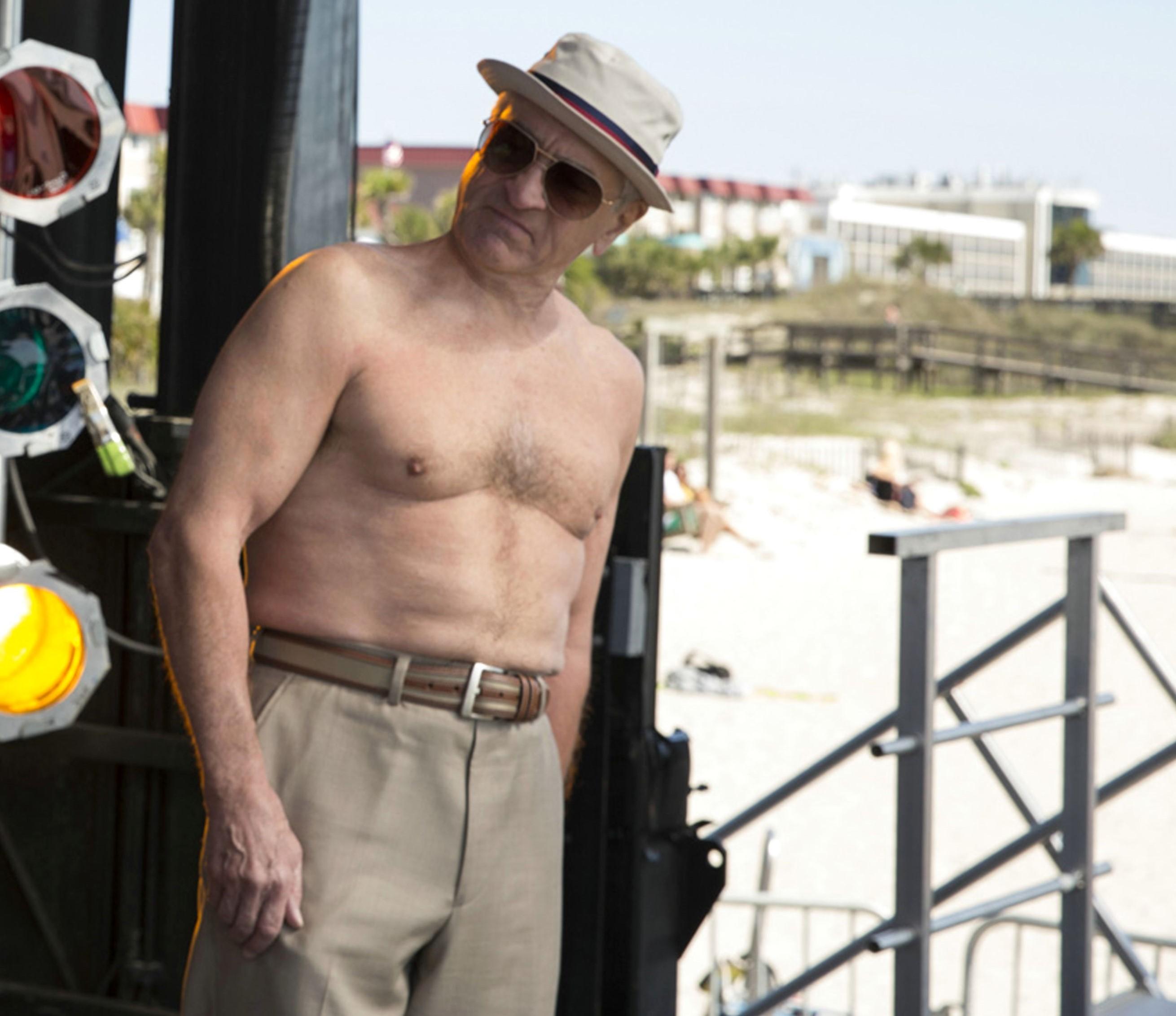 Robert De Niro in Dirty Grandpa (OK Magazine)