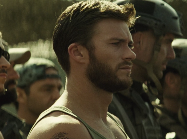 Scott Eastwood in Suicide Squad (Comic Book)