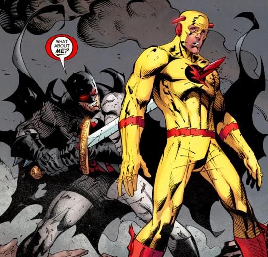 To the rescue (Batman Online)