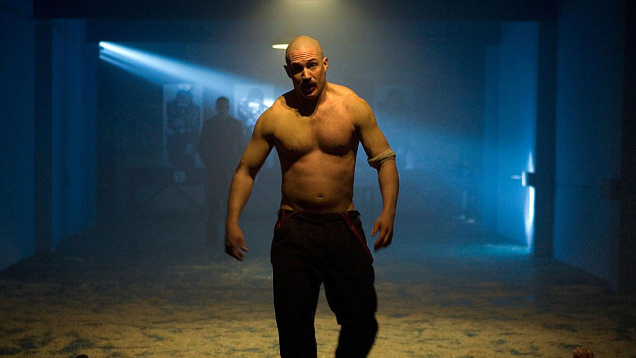 Tom Hardy in Bronson (Telegraph)