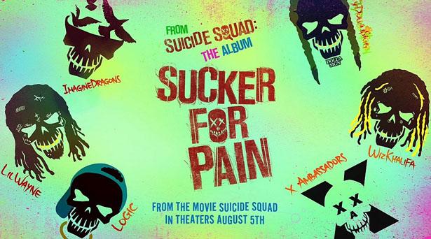 Suicide Squad Soundtrack. Source: Warner Brothers / Atlantic Records