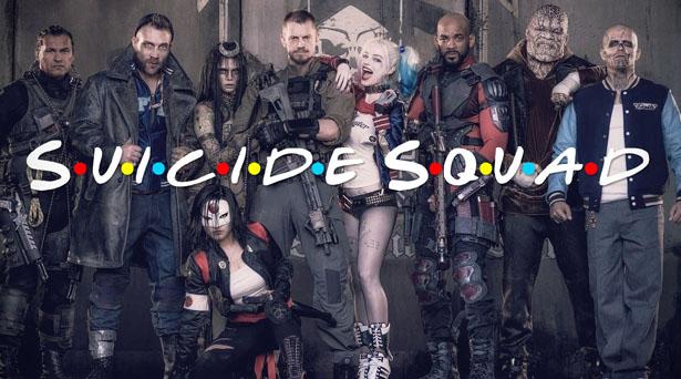 Suicide Squad. Source: Warner Brothers / ComicBookMovie.com