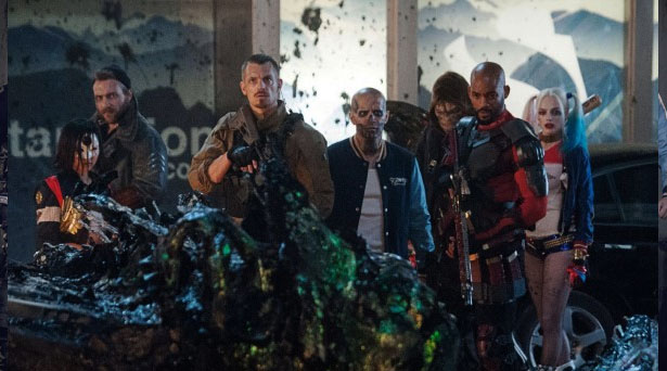 Suicide Squad. Source: Warner Brothers