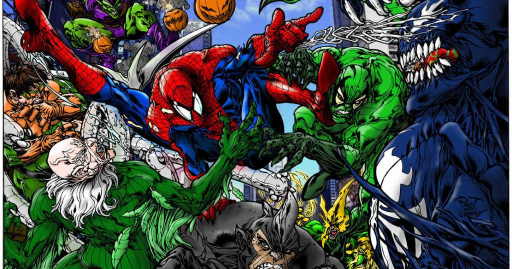 Spider-Man has a lot of foes we haven't seen on screen already! Photo Credit:ranker