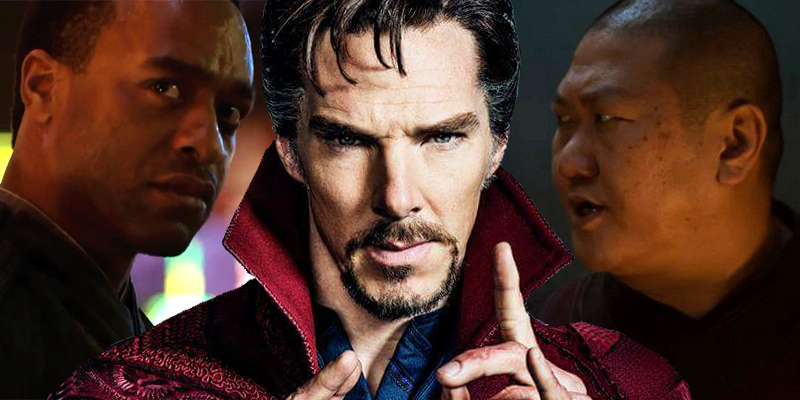 Both Mordo and Wong are very different from their comic book counterparts in Doctor Strange movie!
