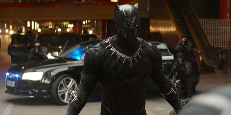 Chadwick Boseman says Black Panther movie's tone may be a little grittier!