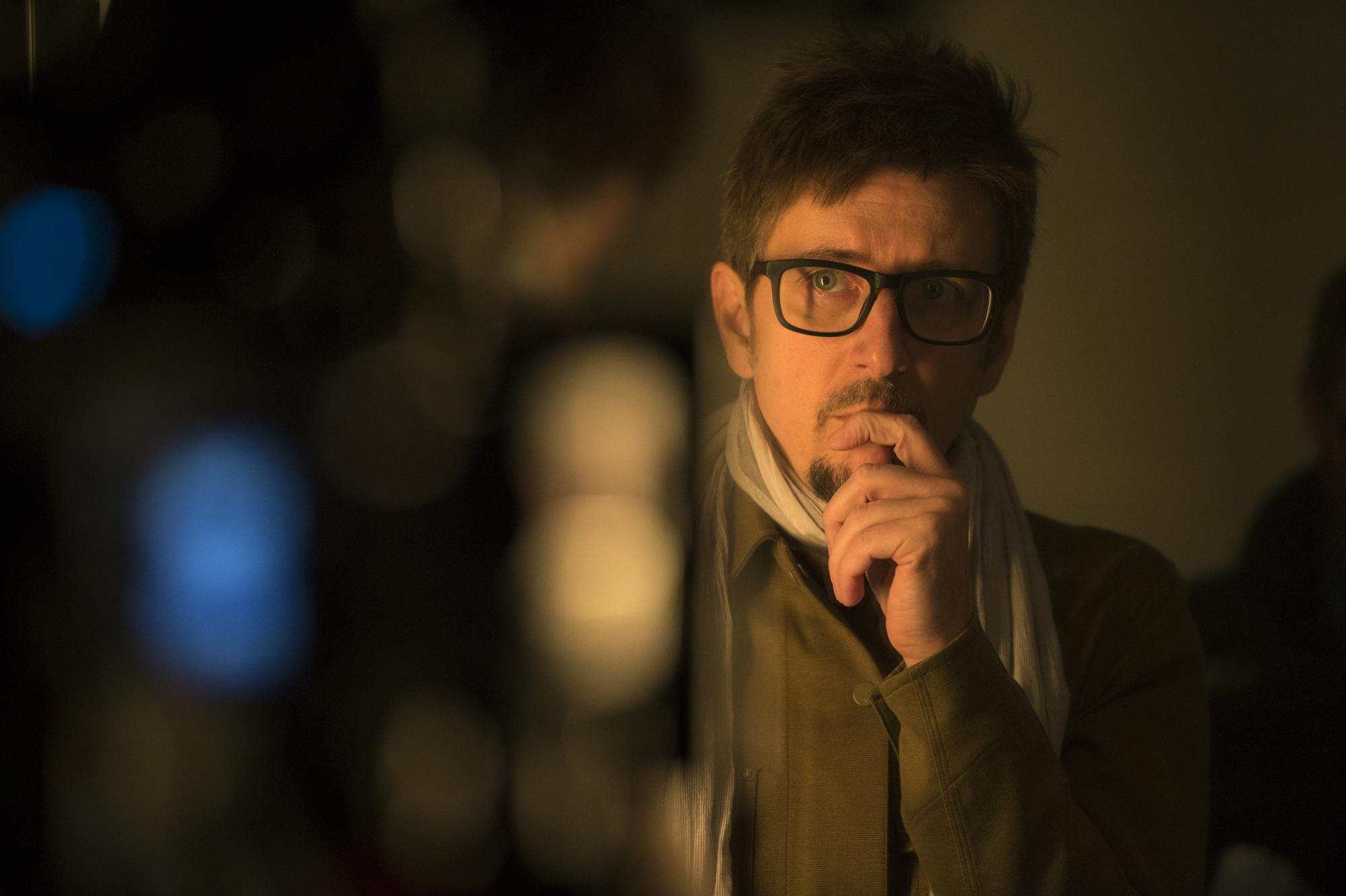 Doctor Strange director Scott Derrickson!