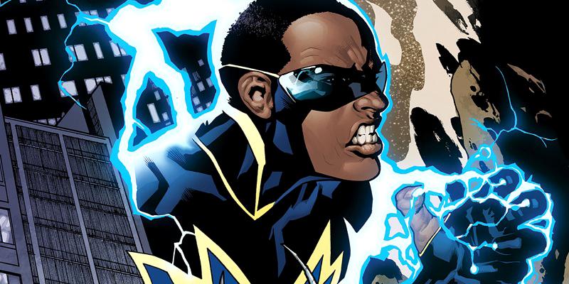 Fox has greenlit a pilot for Greg Berlanti's Black Lightning series!
