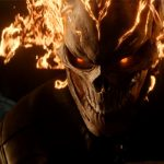 Gabriel Luna and Chloe Bennet talk about Ghost Rider and Quake finding common ground in Agents of S.H.I.E.L.D.!