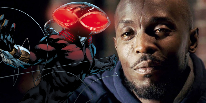 James Wan confirms they haven't cast Michael K. Williams as Aquaman movie's Black Manta!