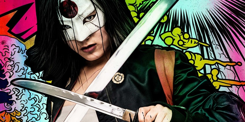 Lana is happy to see Karen Fukuhara portray the Asian superhero Katana in Suicide Squad!