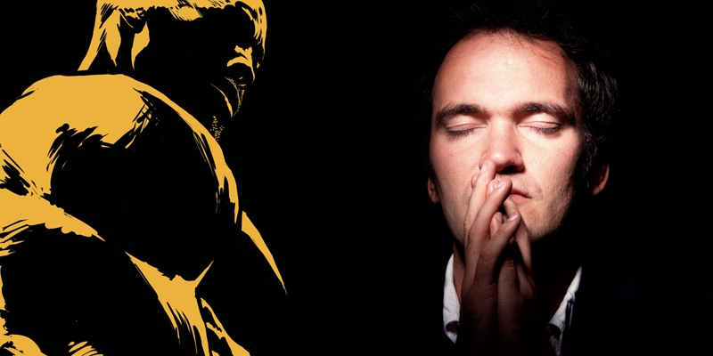 Quentin Tarantino reveals he once considered doing a Luke Cage movie!