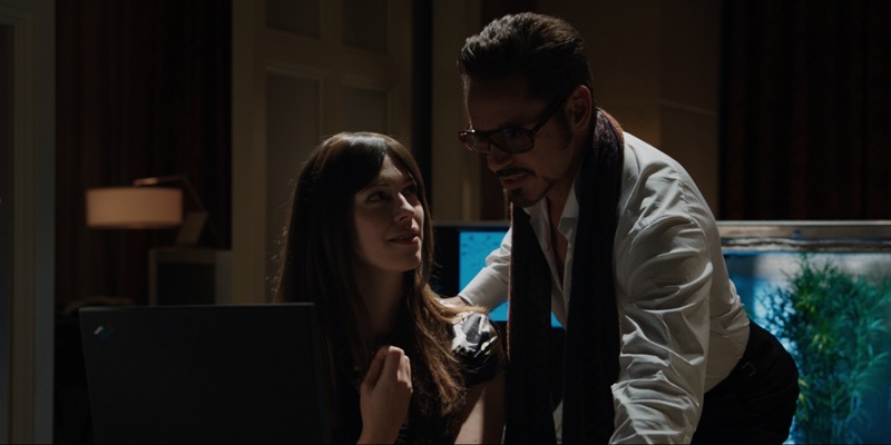 Rebecca Hall talks about her 'reduced' role in Iron Man 3!
