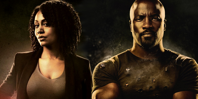 Simone Missick talks about Misty Knight and her 'Misty-vision' in Marvel's Luke Cage!