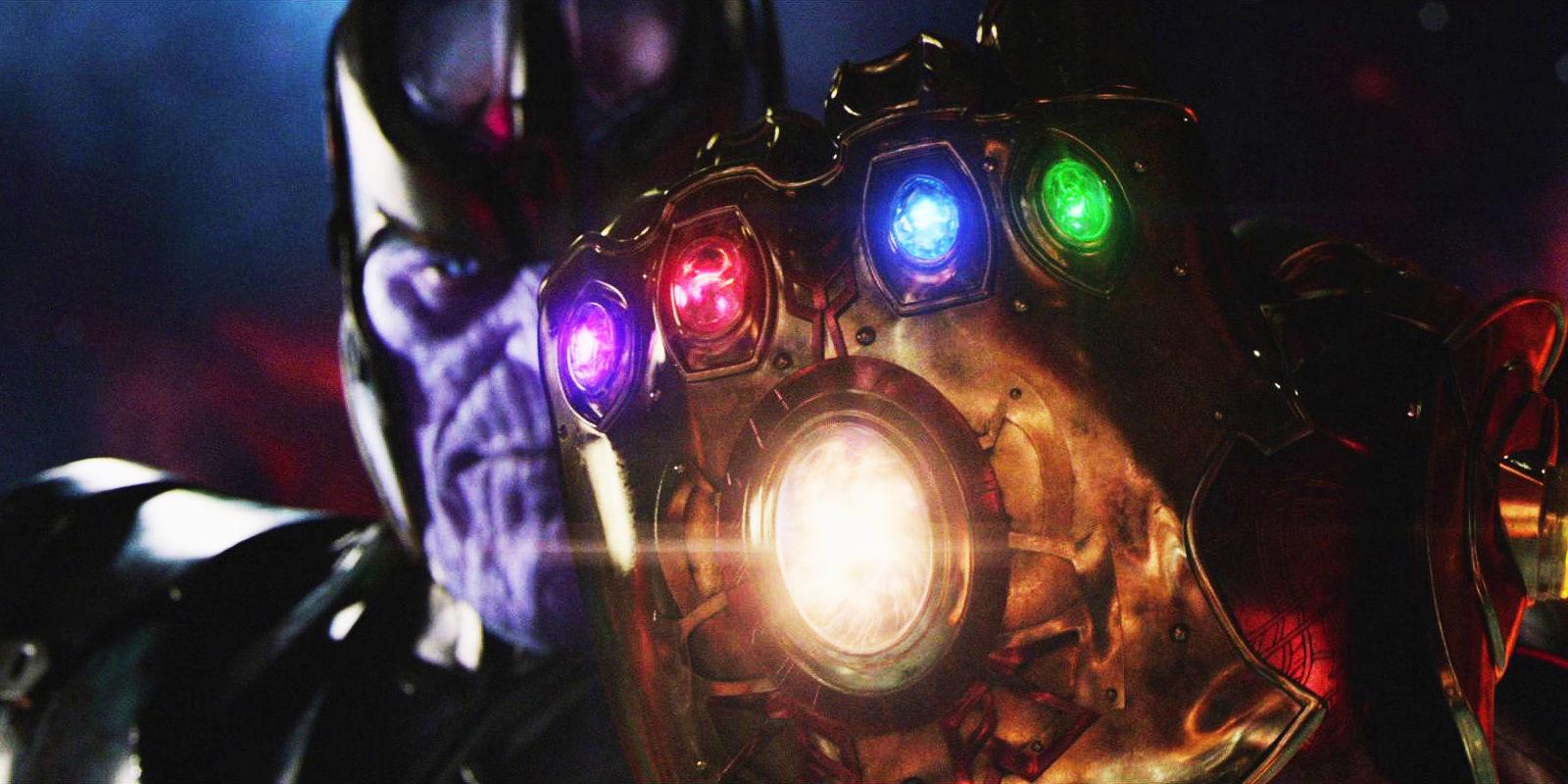 Thanos (Infinity War)