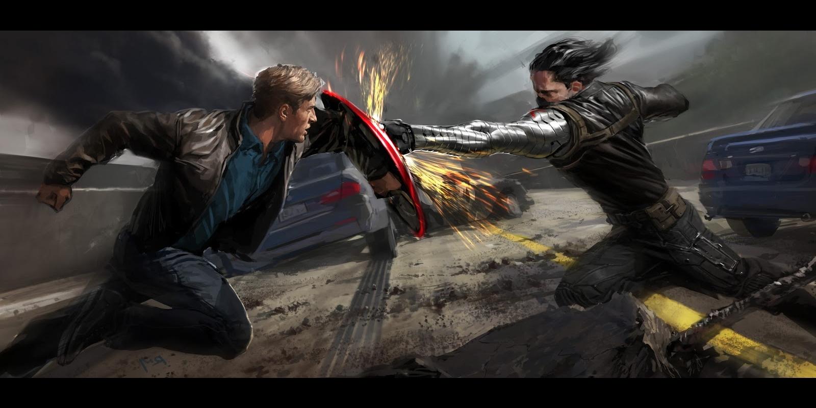 The Winter Soldier (Comic Vine)