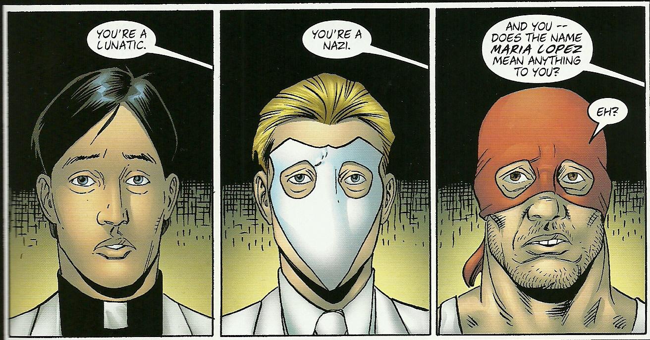 Vigilante Squad (Punisher Net)