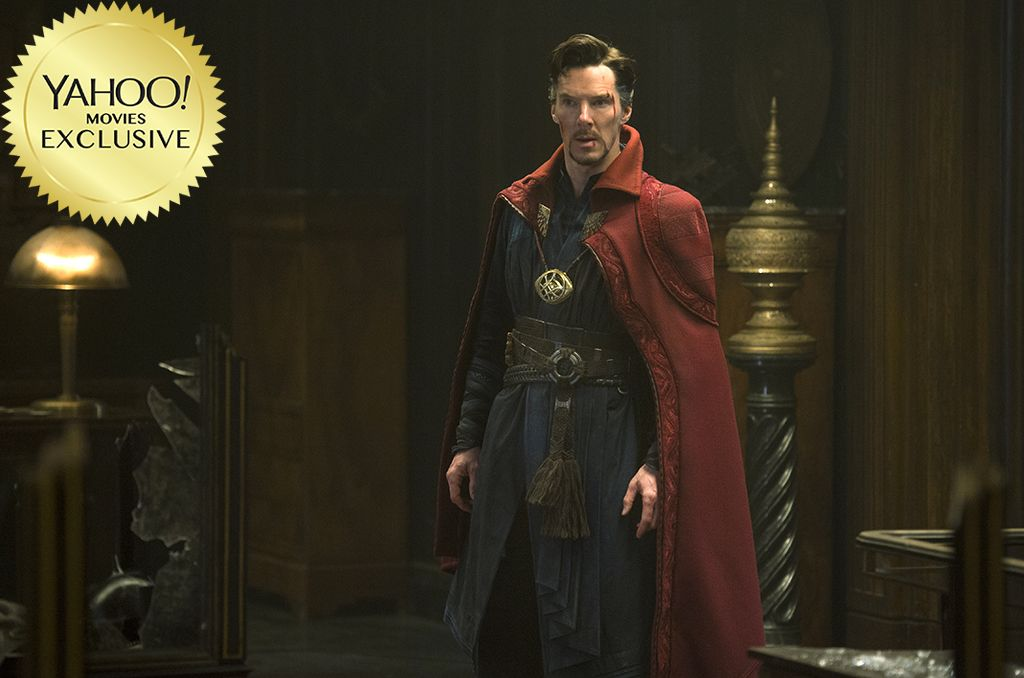 Doctor Strange Yahoo Movies